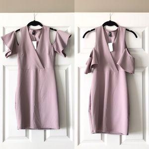 Gorgeous Ruffle Sleeve Dress